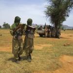 Lính trẻ em ở châu Phi