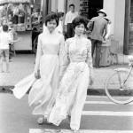 Áo dài Saigon 1961