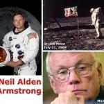 """""""Chú Cuội"""" Armstrong đã đoàn tụ với Chị Hằng"""