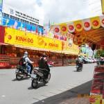 Saigon vào Trung Thu