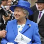 Nữ hoàng Anh quảng cáo… đua ngựa?