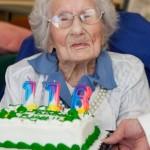Chúc mừng sinh nhật người… thọ nhất thế giới
