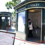 Toilet tự động ở San Francisco