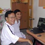 Cặp bài trùng Hiệp sĩ Công nghệ thông tin