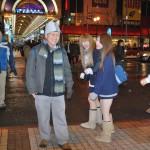 Người Sapporo không sợ lạnh