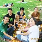 Từ Saigon qua Bangkok đi… picnic