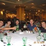 Ăn tối ở Bangkok