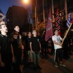 Bạo lực cực hữu bài ngoại làm đen tối thêm cuộc khủng hoảng Hy Lap