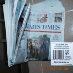 Một ngày đọc 2kg báo
