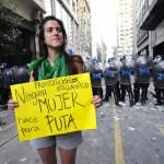 Cái tát vào mặt người mẹ anh hùng Argentina