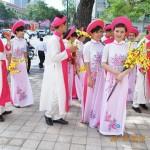 Saigon một sáng cận kề Noel 2012 và Năm mới 2013