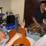 Nhạc sĩ Phạm Duy những ngày bạo bệnh