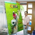 Tờ e-CHIP khổng lồ