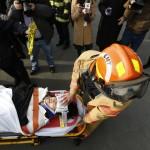 57 người bị thương khi chiếc phà đụng vào cầu tàu tại Manhattan (New York)