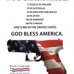 Cuộc chiến kiểm soát súng ở Mỹ đang nóng lên