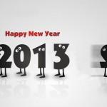 Goodbye 2012 – Hello 2013