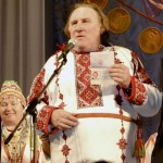 Vì sao tài tử Pháp Depardieu trở thành công dân… Nga?