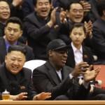 Phải chăng đây là một loại ngoại giao bóng rổ giữa Mỹ và CHDCND Triều Tiên?