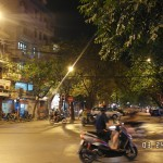 Hà Nội vài chấm by night