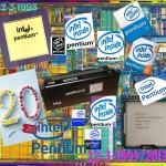 20 năm cùng Intel Pentium