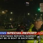 Tên nghi phạm số 2 của vụ đánh bom Boston đang bị dồn vào đường cùng