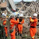 Động đất 7 độ Richter ở Tứ Xuyên