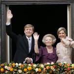 Cô gái Hà Lan bây giờ có vua