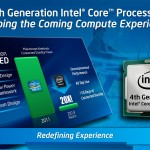 Nào, mời làm quen với nền tảng Intel Core thế hệ thứ 4 Haswell