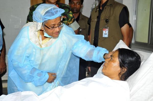 130501-bangladesh-building-collapse-15-Bangladesh's Prime Minister Sheikh Hasina