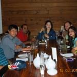 INTEL ISEF 2013 PHOENIX: Người châu Á ăn tối kiểu… Mỹ