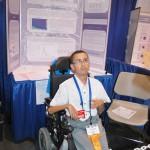 INTEL ISEF 2013 PHOENIX: Nhà khoa học trẻ trên xe lăn