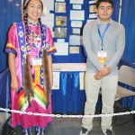 INTEL ISEF 2013 PHOENIX: Nhà nữ khoa học trẻ người da đỏ