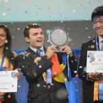 INTEL ISEF 2013 PHOENIX: Giây phút vinh quang của nhà vô địch