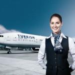 Nữ tiếp viên hàng không Thổ Nhĩ Kỳ không còn đôi môi đỏ, móng tay hồng