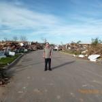 Giữa hiện trường tornado ở Oklahoma City