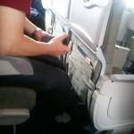 Chuyện ghi từ một chuyến bay