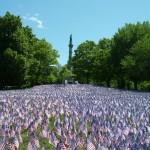 Vườn Cờ ở Boston