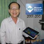 Giải thưởng Microsoft MVP năm thứ 7