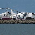 Máy bay Asiana Airlines lâm nạn khi đáp xuống sân bay San Francisco