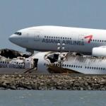 Kiếm chác nhờ… tai nạn máy bay