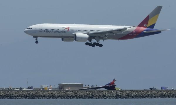 San Francisco Airliner Crash