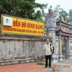 Lần đầu viếng Đền Đô – nơi thờ Lý Bát Đế