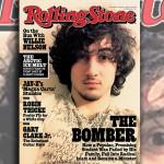 """""""Hòn đá lăn"""" bị cháy bỏng bởi kẻ đánh bom Boston"""
