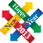 Happy New Half-Year 2013