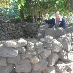Một trong tứ khoái ở làng cổ trên đảo Jeju