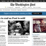 Washington Post, que sera sera…