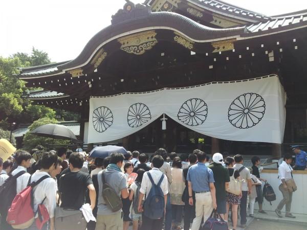 130815-japanese-Yasukuni Shrine-01