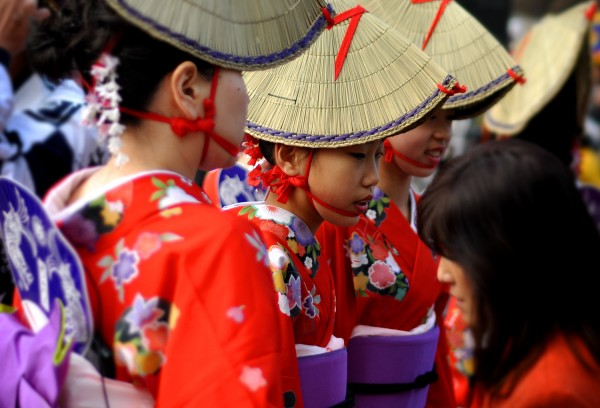 20090406-japan-cherry-blossom-festival-Yasukuni Shrine-01