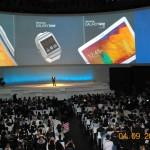 Siêu phẩm di động Galaxy Note 3: nhân vật chính của đêm Samsung Unpacked 2013 Berlin