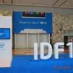 DIỄN ĐÀN INTEL IDF 2013 MÙA THU SAN FRANCISCO: IDF đánh dấu kỷ nguyên Intel và di động